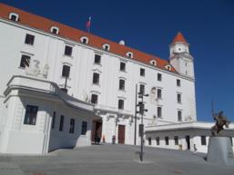 Slovacchia: diario di Bratislava