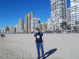 Foto di Benidorm (spiaggia)