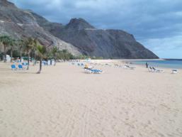 Foto di Tenerife (Playa de Las Teresitas)
