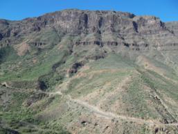 Foto di Gran Canaria (interno dell'isola)