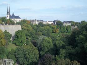 Lussemburgo: diario di Lussemburgo, Vianden e Senningen