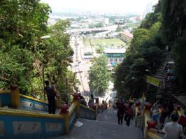Foto delle Batu Caves