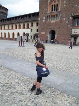 Foto di Milano (Castello Sforzesco)