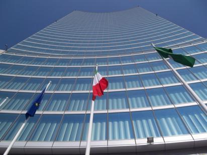 Foto di Milano (Palazzo Lombardia)