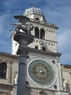 Foto di Padova (Torre dell'Orologio)
