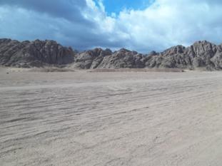 Foto del Deserto del Sinai