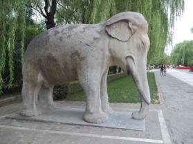 Foto delle Tombe della dinastia Ming