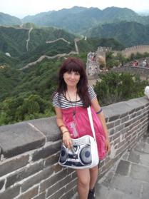 Foto della Grande Muraglia Cinese