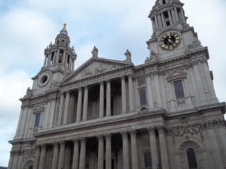 Foto di Londra (St. Paul's Cathedral)