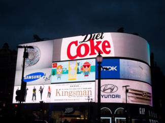 Foto di Londra (Piccadilly Circus)