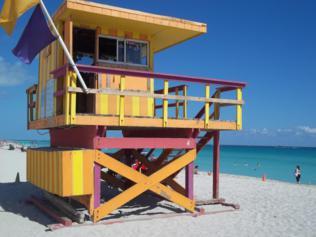 Diario di viaggio della Florida