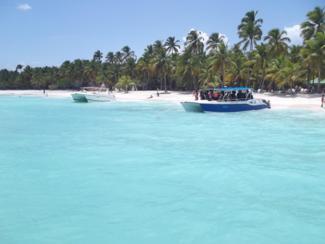 Foto della navigazione per Isla Saona