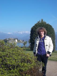 Foto di Stresa (veduta panoramica dal lungolago)