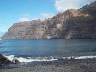 Foto di Tenerife (Los Gigantes)