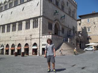 Diario di viaggio della provincia di Perugia