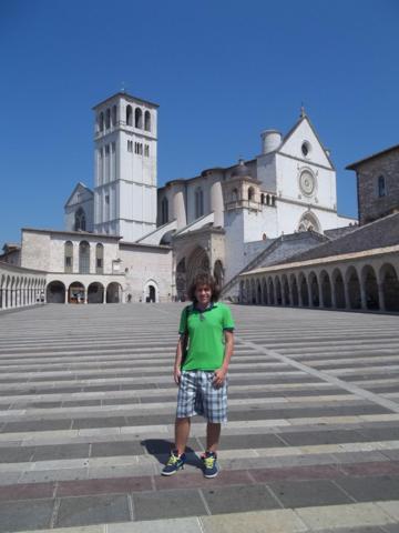 Foto di Assisi (PG) - Basilica di San Francesco