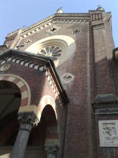 Foto di Vercelli (Santuario della Madonna degli Infermi, in San Bernardo