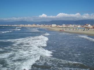 Foto di Viareggio (mare)