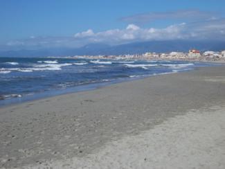 Diario di viaggio di Viareggio (LU)