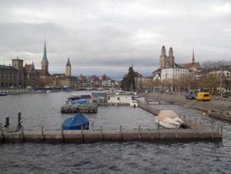 Diario di viaggio di Zurigo