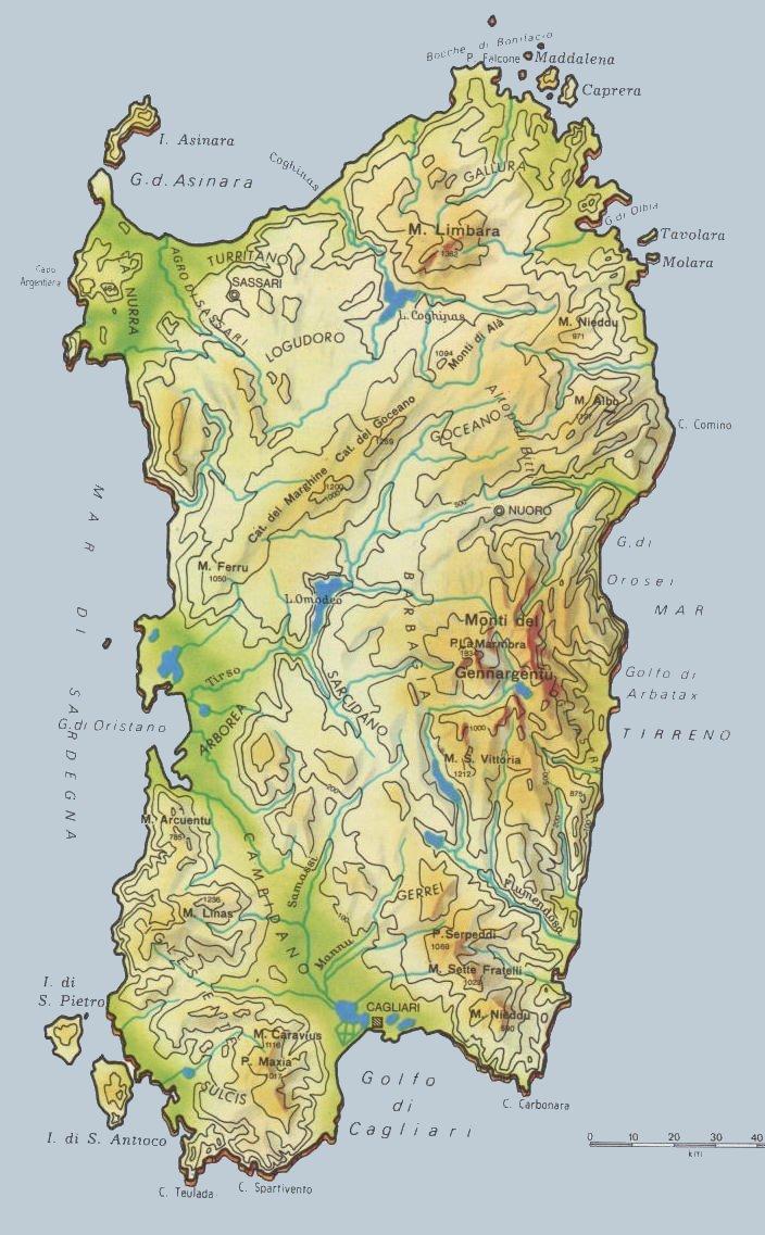 Cartina Politica Geografica