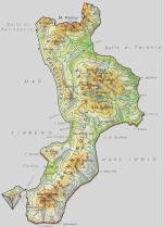 Cartine geografiche della Calabria