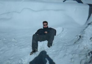 Foto di Champoluc (AO) - panorama invernale