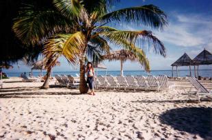 Foto di Playa Santa Lucia (veduta spiaggia)