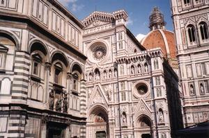 Foto di Firenze - Piazza del Duomo