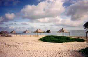 Cuba, foto di Playa Santa Lucia