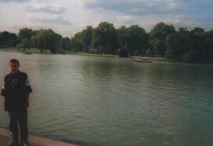 Foto di Londra (Hyde Park)
