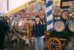 Germania: diari di Monaco di Baviera e Oktoberfest, Berlino, Amburgo, Brema, Lubecca, Colonia