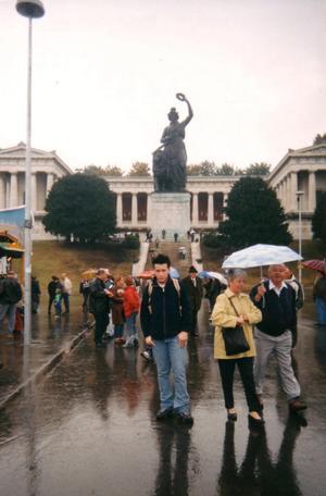 Foto di Monaco di Baviera (Oktoberfest 2002)