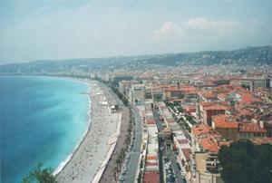 Diario di viaggio di Nizza