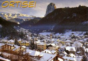 Diario di viaggio di Ortisei (BZ)