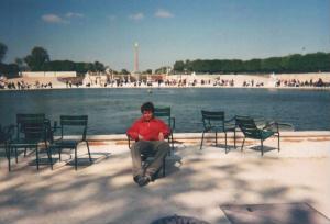 Foto di Parigi (Jardins des Tuileries)