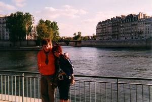 Foto di Parigi (lungo-Senna)