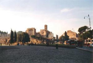 Foto di Roma (nei pressi del Colosseo)