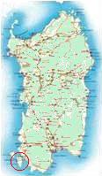 Vai alla pagina delle cartine della Sardegna
