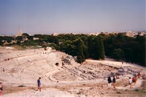 Sicilia, foto di Siracusa