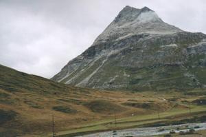 Foto dal Bernina Express