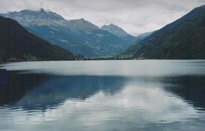 Foto dal Bernina Express (Le Prese)