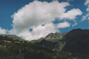 Valle d'Aosta, foto di Etroubles