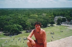 Foto di Chichen Itza (panorama dal Castillo)