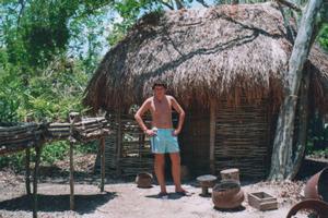 Foto di Xcaret (pueblo messicano)