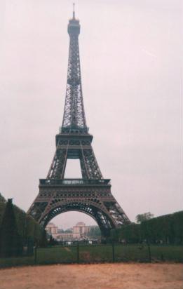 Foto di Parigi (Tour Eiffel)
