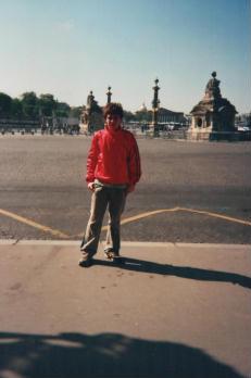 Foto di Parigi (Place de la Concorde)