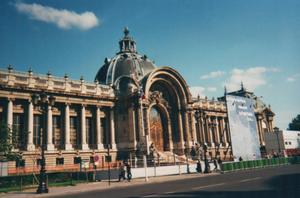 Foto di Parigi (Petit Palais)