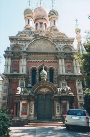 Foto di San Remo (IM) -Chiesa Russa-