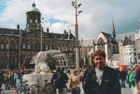 Diario di viaggio di Amsterdam